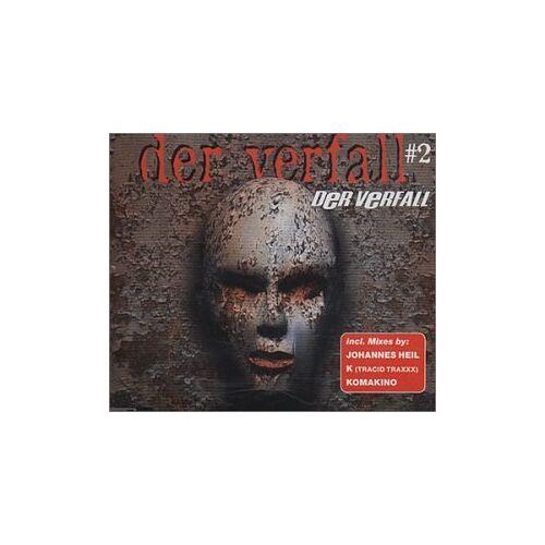 der Verfall - Der Verfall (2nd Edition)/ - Preis vom 18.05.2021 04:45:01 h