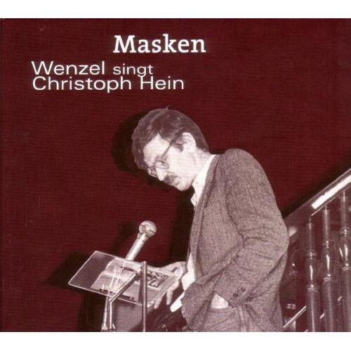 Hans-Eckardt Wenzel - Masken - Wenzel Singt Christoph Hein - Preis vom 22.06.2021 04:48:15 h