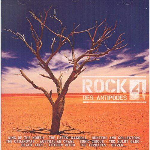 Rock des Antipodes - Rock des Antipodes Vol.4 - Preis vom 11.06.2021 04:46:58 h