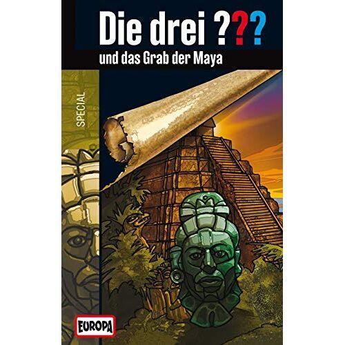 Die drei ??? - Und das Grab der Maya [Musikkassette] [Musikkassette] [Musikkassette] - Preis vom 17.06.2021 04:48:08 h