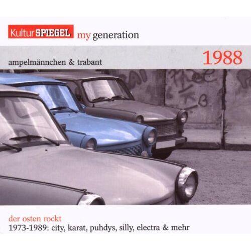 Various - My Generation-Ampelmännchen & Trabant - Preis vom 14.06.2021 04:47:09 h