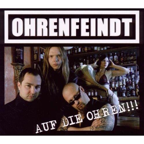 Ohrenfeindt - Auf Die Ohren!!! - Preis vom 22.07.2021 04:48:11 h