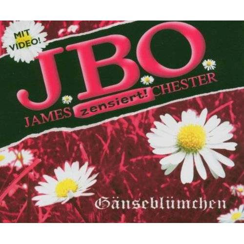 J.B.O. - Gänseblümchen - Preis vom 09.06.2021 04:47:15 h