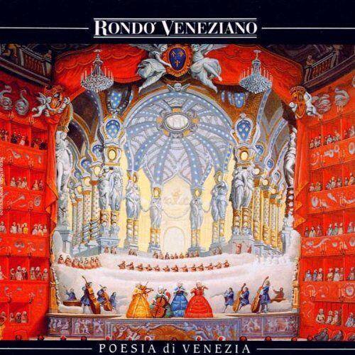 Rondo Veneziano - Poesia Di Venezia - Preis vom 27.07.2021 04:46:51 h