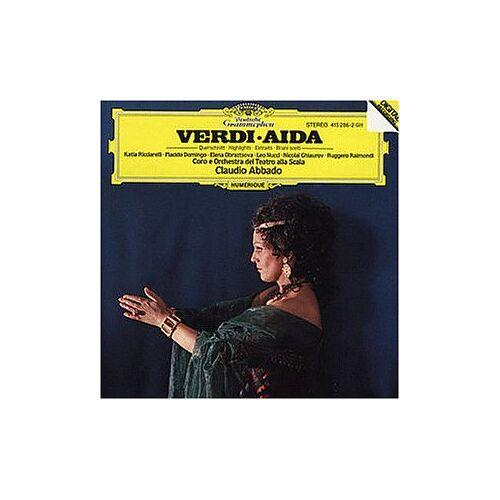 Domingo - Verdi: Aida (Querschnitt) [italienische ] - Preis vom 17.06.2021 04:48:08 h