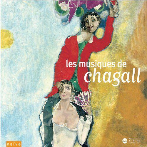 Various - Les Musiques de Chagall - Preis vom 16.06.2021 04:47:02 h