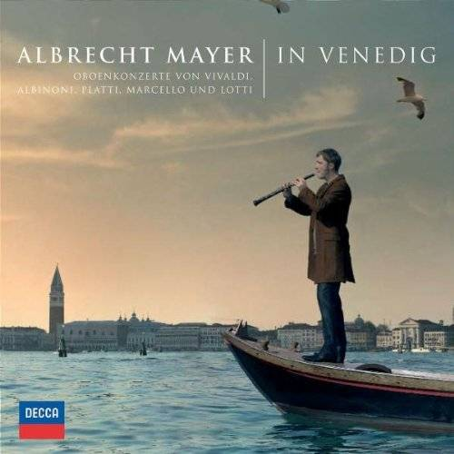 Albrecht Mayer - Albrecht Mayer In Venedig - Preis vom 27.07.2021 04:46:51 h