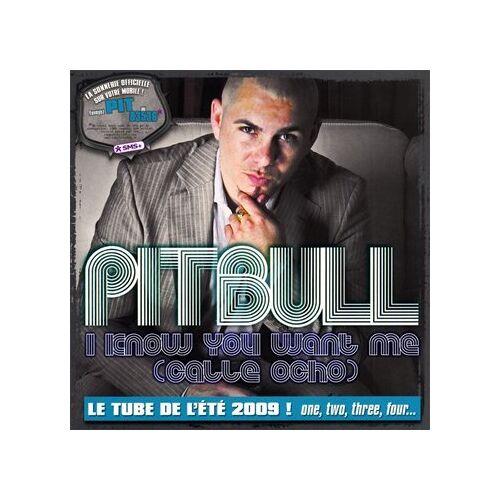 Pitbull - I Know You Want Me [Calle Ocho - Preis vom 28.09.2021 05:01:49 h