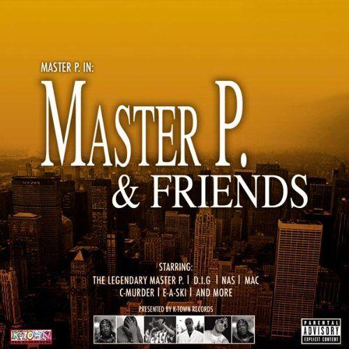 Master P - Master P.& Friends - Preis vom 13.06.2021 04:45:58 h