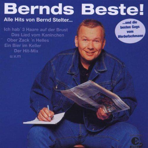 Bernd Stelter - Bernds Beste - Preis vom 09.06.2021 04:47:15 h