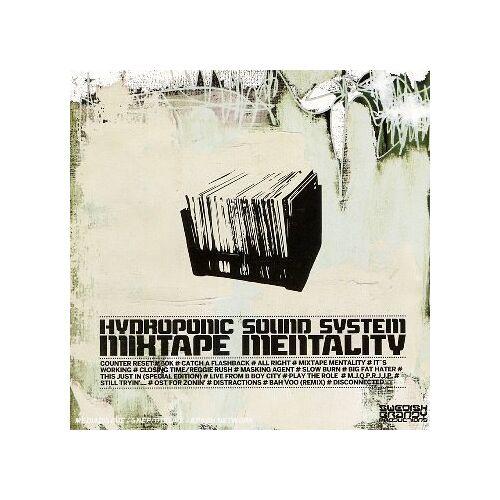 Hydroponic Sound System - Mixtape Mentality - Preis vom 28.07.2021 04:47:08 h