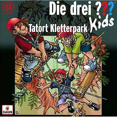 Die Drei ??? Kids - 051/Tatort Kletterpark - Preis vom 09.06.2021 04:47:15 h