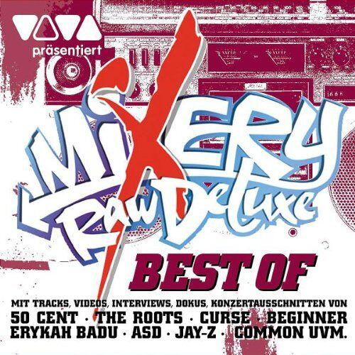 Various - Mixery Raw Deluxe-Best of - Preis vom 20.06.2021 04:47:58 h