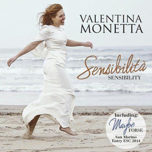 Valentina Monetta - Sensibilita (Sensibility) - Preis vom 13.06.2021 04:45:58 h