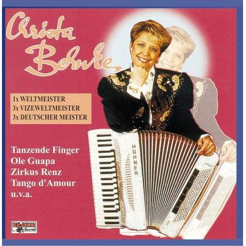 Christa Behnke - Tanzende Finger - Preis vom 20.06.2021 04:47:58 h