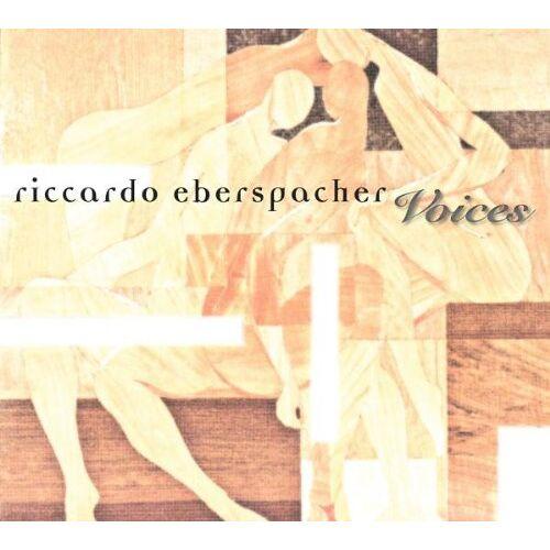 Riccardo Eberspacher - Voices - Preis vom 15.06.2021 04:47:52 h