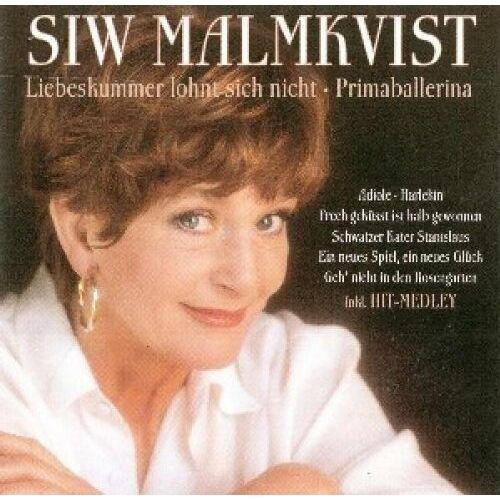 Siw Malmkvist - Liebeskummer Lohnt Sich Nicht - Preis vom 15.10.2021 04:56:39 h