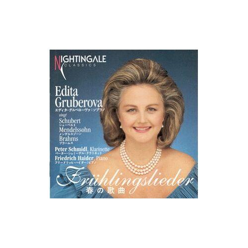 Edita Gruberova - Frühlingslieder - Preis vom 19.06.2021 04:48:54 h