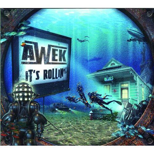 Awek - It's Rollin - Preis vom 18.06.2021 04:47:54 h