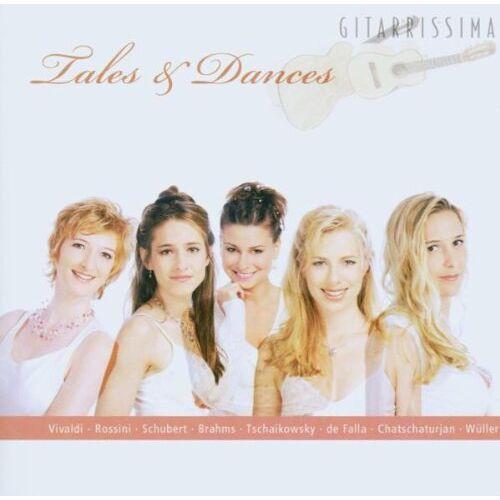 Gitarrissima - Tales & Dances - Preis vom 21.06.2021 04:48:19 h