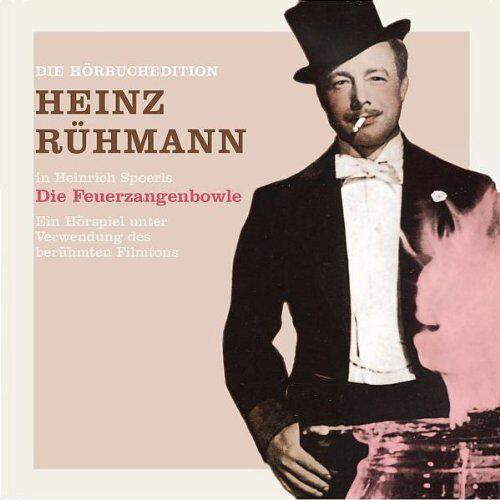 Heinz Rühmann - Die Feuerzangenbowle - Preis vom 21.06.2021 04:48:19 h