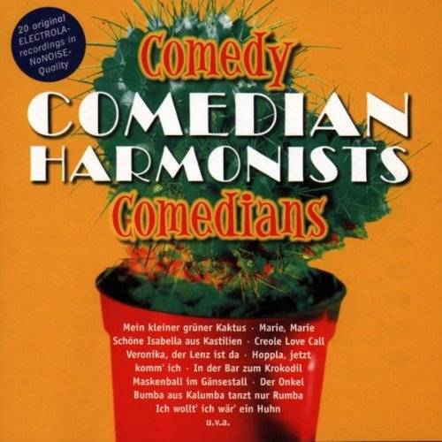 Comedian Harmonists - Comedy Comedians - Preis vom 22.06.2021 04:48:15 h
