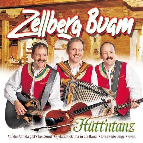 Zellberg Buam - Zellbergbuam Hütt'ntanz - Preis vom 12.06.2021 04:48:00 h