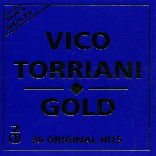 Vico Torriani - Gold - Preis vom 15.06.2021 04:47:52 h