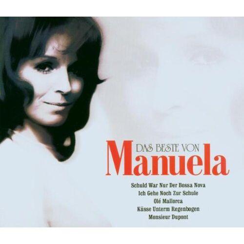 Manuela - Das Beste von Manuela - Preis vom 17.05.2021 04:44:08 h