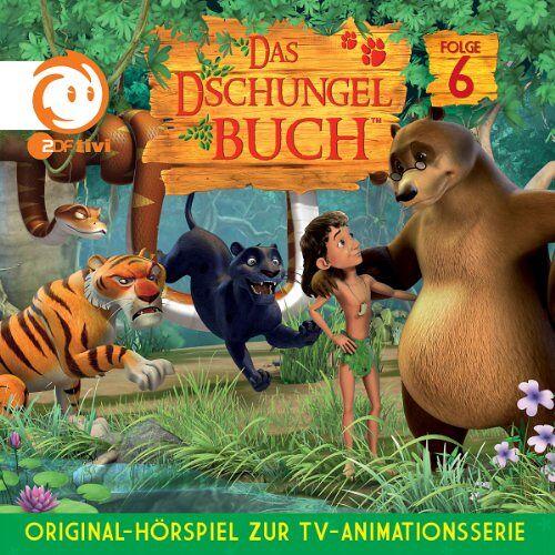 Das Dschungelbuch - 06: Das Dschungelbuch - Original Hörspiel zur TV-Serie - Preis vom 23.09.2021 04:56:55 h