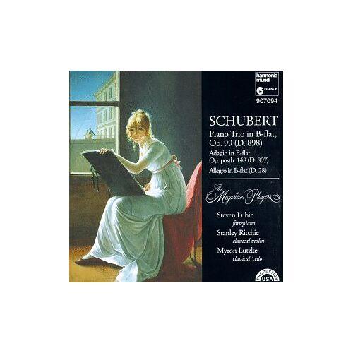 Schubert - Klaviertrio Op.99 - Preis vom 19.06.2021 04:48:54 h