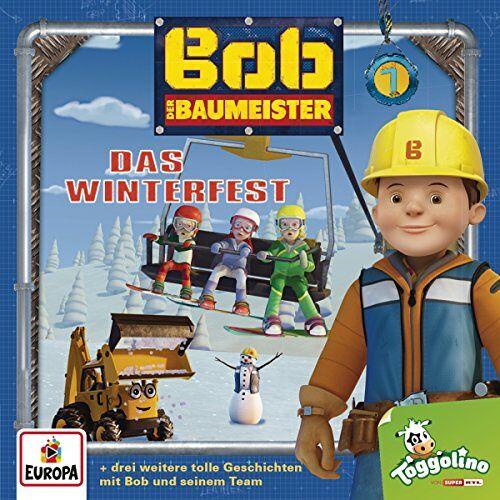 Bob der Baumeister - 007/Das Winterfest - Preis vom 18.06.2021 04:47:54 h