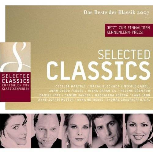 Cecilia Bartoli - Selected Classics - Das Beste der Klassik 2007 - Preis vom 29.07.2021 04:48:49 h