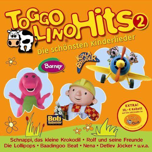 Various - Toggolino Hits 2 - Preis vom 11.06.2021 04:46:58 h