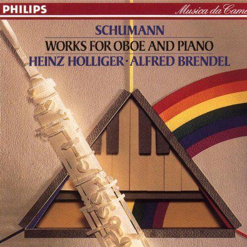 H. Holliger - Werke für Oboe und Klavier - Preis vom 19.06.2021 04:48:54 h