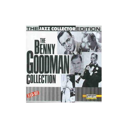 Benny Goodman - The Benny Goodman Collection - Preis vom 19.06.2021 04:48:54 h