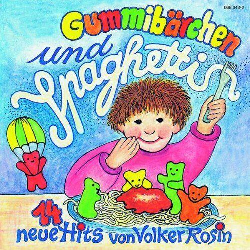 Volker Rosin - Gummibärchen und Spaghetti - Preis vom 22.07.2021 04:48:11 h