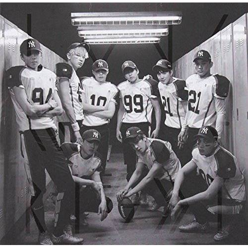 Exo - Love Me Right Vol.2-Korean - Preis vom 15.10.2021 04:56:39 h