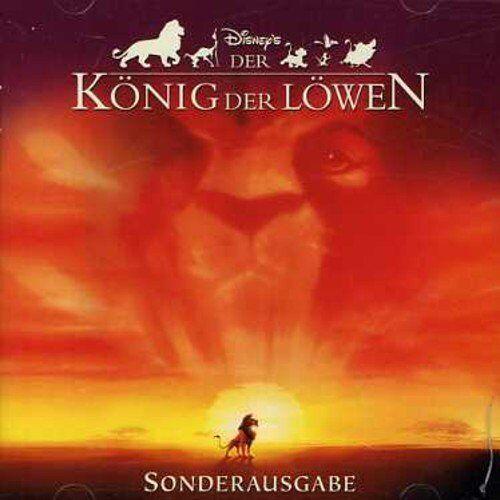 Ost - Der König der Löwen (Sonderausgabe) - Preis vom 24.07.2021 04:46:39 h