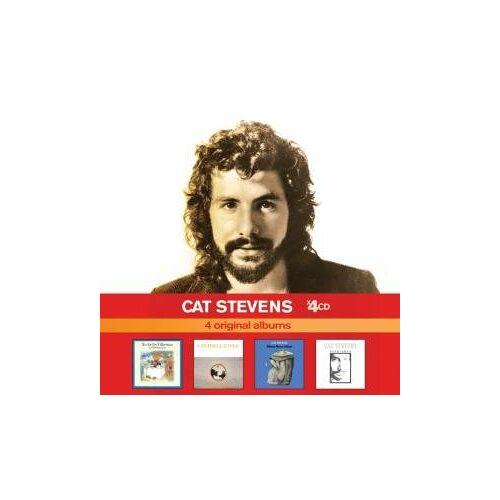 Cat Stevens - Cat Stevens X4 - Preis vom 23.09.2021 04:56:55 h