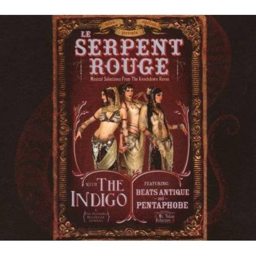 Various - Music from le Serpent Rouge - Preis vom 14.06.2021 04:47:09 h