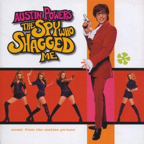 Ost - Austin Powers - Spion in geheimer Missionarsstellung (Austin Powers - The Spy Who Shagged Me) - Preis vom 18.06.2021 04:47:54 h