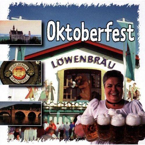 Various - Oktoberfest - Preis vom 12.06.2021 04:48:00 h