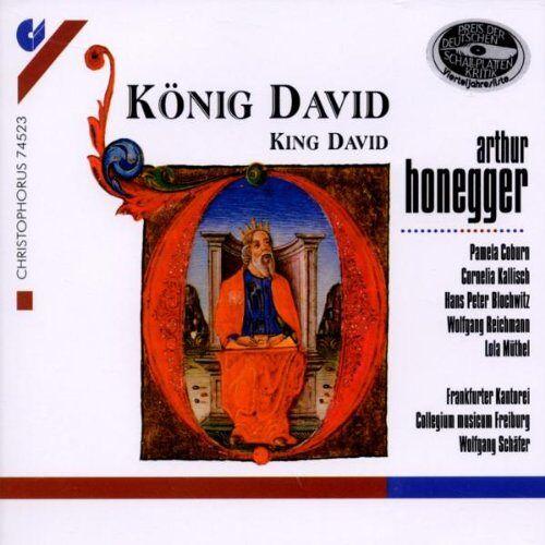 Pamela Coburn - König David Symphonischer Psalm - Preis vom 22.06.2021 04:48:15 h
