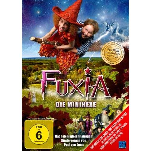 Johan Nijenhuis - Fuxia - Die Minihexe - Preis vom 14.06.2021 04:47:09 h