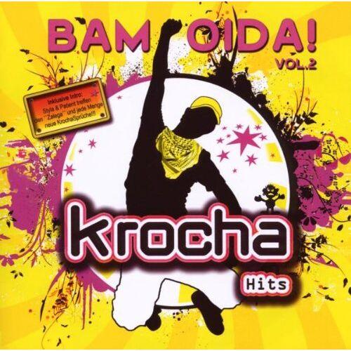 Various - Krocha Hits-Bam Oida Vol.2 - Preis vom 13.06.2021 04:45:58 h