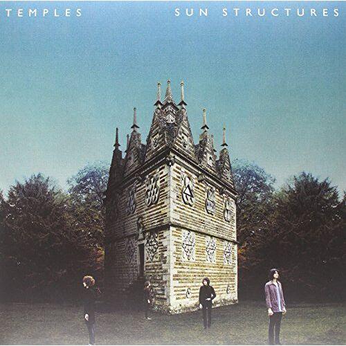 Temples - Sun Structures [Vinyl LP] [Vinyl LP] [Vinyl LP] - Preis vom 12.06.2021 04:48:00 h