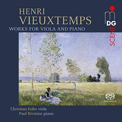 Christian;Viola Euler - Werke Für Viola und Klavier - Preis vom 21.06.2021 04:48:19 h