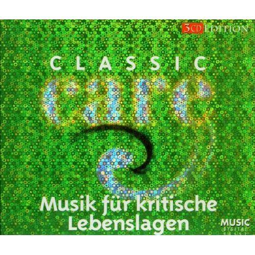 Various - Musik zur Entspannung - Classic Care (Bei ängstlicher Grundstimmung, aggressiver Grundstimmung, depressiver Grundstimmung) - Preis vom 13.06.2021 04:45:58 h