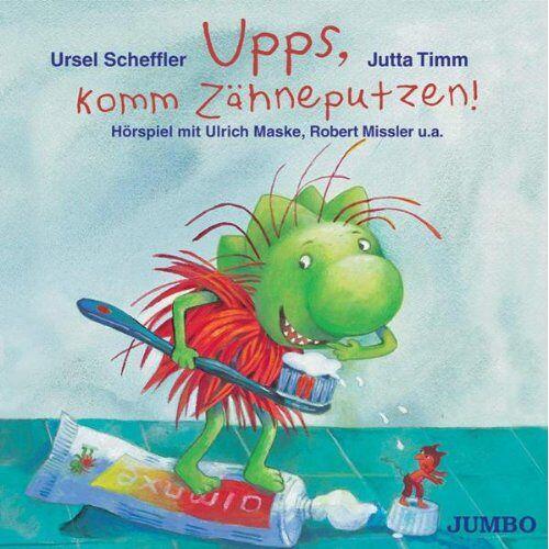 U. Scheffler - Upps,Komm Zähneputzen! - Preis vom 11.06.2021 04:46:58 h